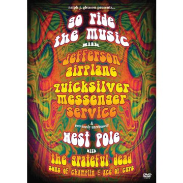 Go Ride The Music & West Pole DVD