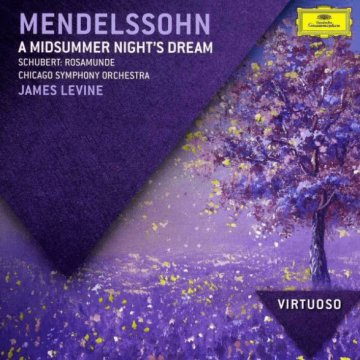 Mendelssohn - A Midsummer Night's Dream / Schubert - Rosamunde CD