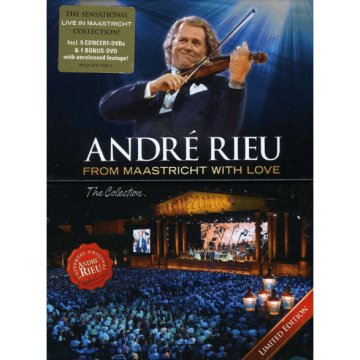 From Maastricht With Love DVD