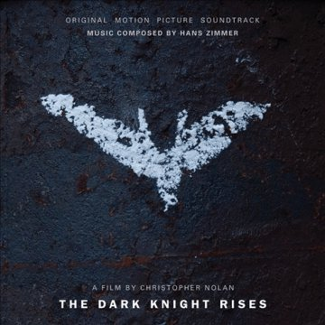 The Dark Knight Rises (Original Motion Picture Soundtrack) (A sötét lovag - Felemelkedés) CD