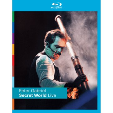 Secret World Live Blu-ray
