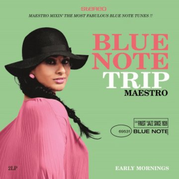 Blue Note Trip 10 Vol. 2 - Early Mornings LP