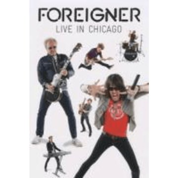 Live in Chicago DVD