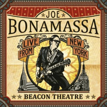 Beacon Theatre - Live From New York CD