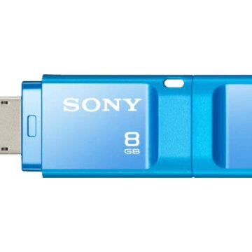 8GB X-Series USB 3.0 kék pendrive USM8GBXL