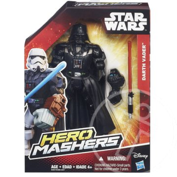Star Wars Hero Mashers Episode VI Darth Vader figura - Hasbro