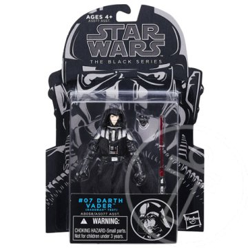 Star Wars Black Series Darth Vader Dagobah Test figura - Hasbro