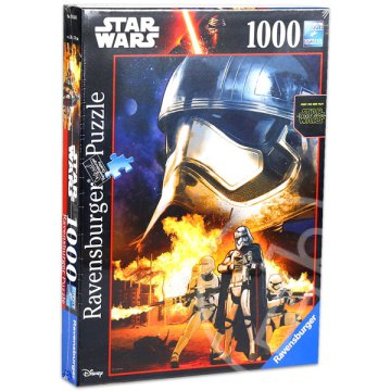 Ravensburger Star Wars: The Force Awakens 1000 darabos puzzle - klónok