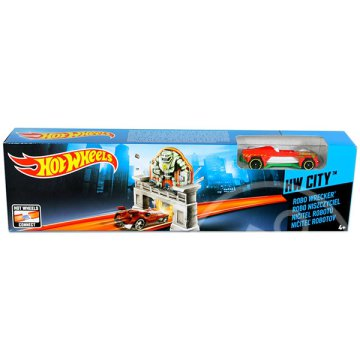 Hot Wheels City: Robo Wrecker versenypálya