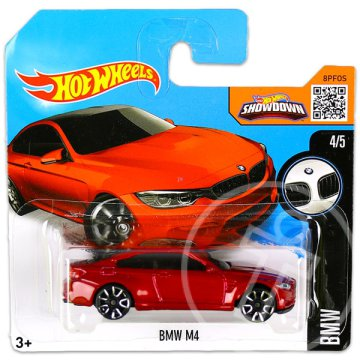 Hot Wheels BMW Series: BMW M4