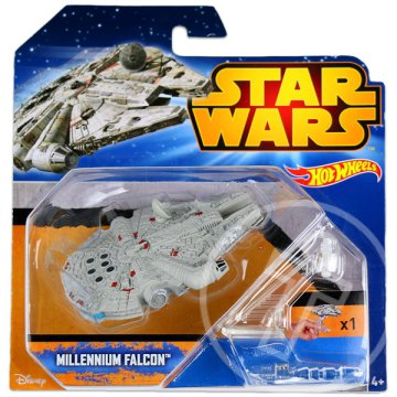 Hot Wheels: Star Wars - Millenium Falcon űrhajó