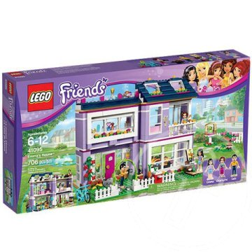 Lego Friends: Emma háza (41095)