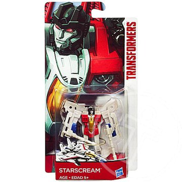 Transformers: Starscream robot figura 8cm - Hasbro