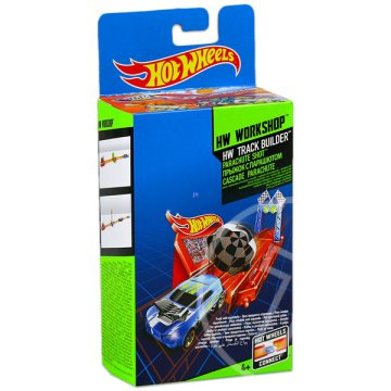 Hot Wheels Workshop: Cascade Parachute pályaépítő