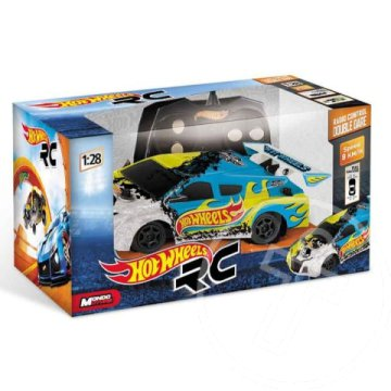 Hot Wheels RC Double Dare távirányítós autó 1/28 - Mondo Motors