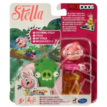 Angry Birds Stella: Telepods 1 darabos - Stella