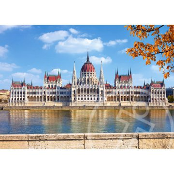 A budapesti Parlament 1000 darabos puzzle