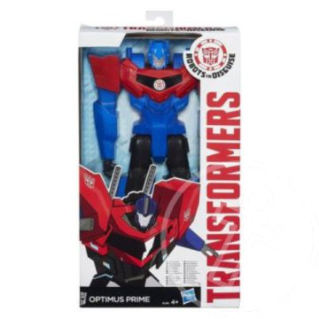 Transformers Robots in Disguise: Optimus Prime Titánhős robotfigura 30cm - Hasbro