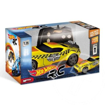 Hot Wheels RC Fast Fish távirányítós autó 1/28 - Mondo Motors