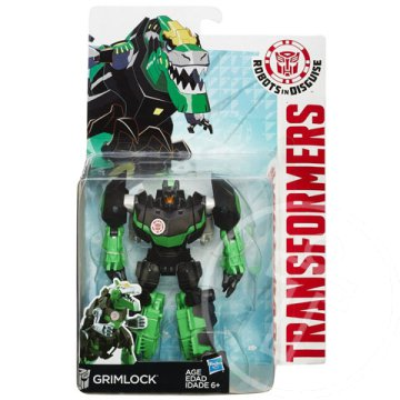 Transformers Robots in Disguise: Warrior Class Grimlock robotfigura - Hasbro