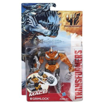 Transformers: Erőharcos - Grimlock Power Attacker harcirobot