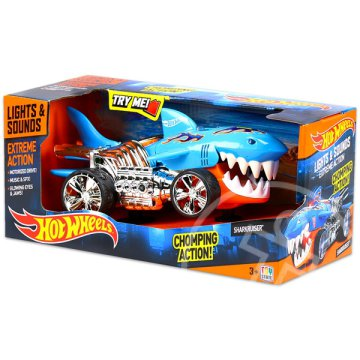 Hot Wheels Extreme Action: Sharkruiser kisautó