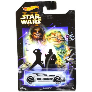 Hot Wheels: Star Wars - Ballistik kisautó
