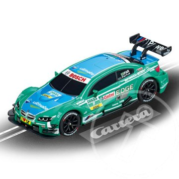 "Carrera Digital 143: BMW M3 DTM ""A.FARFUS, No.7"" 1/43-as pályaautó"