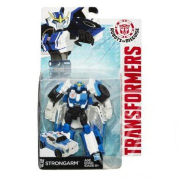 Transformers Robots in Disguise: Warrior Class Strongarm robotfigura - Hasbro