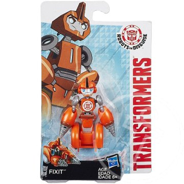 Transformers Robots in Disguise: Fixit robotfigura - Hasbro