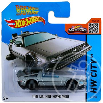 Hot Wheels City: Time Machine Hover Mode
