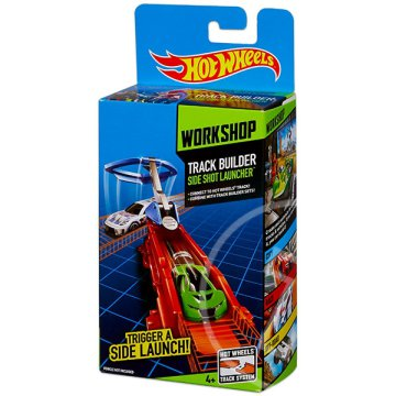 Hot Wheels Workshop: Side Shot Launcher pályaépítő