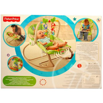 Fisher-Price Kisállatos hintaszék
