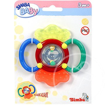 ABC Activity csörgő - Simba Toys