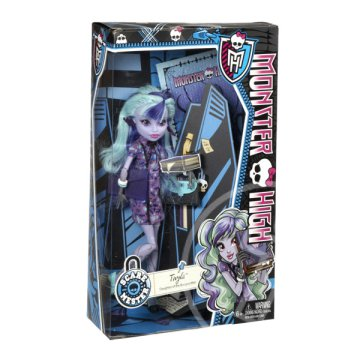 Monster High: Rémdiákok - Twyla