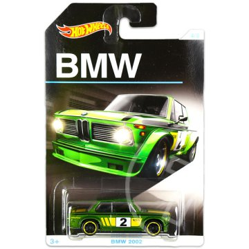 Hot Wheels BMW: BMW 2002