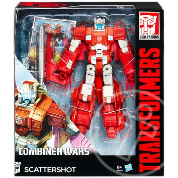 Transformers: Combiner Wars - Scattershot