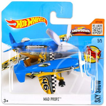 Hot Wheels Sky Show: Mad Propz