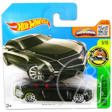 Hot Wheels Exotics: Cadillac Elmiraj