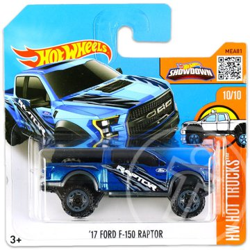Hot Wheels Hot Trucks: 17 Ford F-150 Raptor