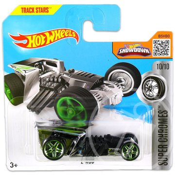 Hot Wheels Super Chromes: Z-Rod