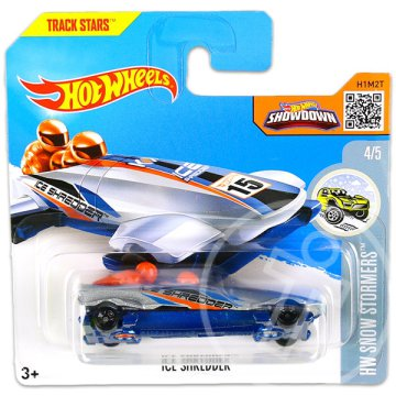 Hot Wheels Snow Stormers: Ice Shredder