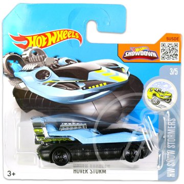 Hot Wheels Snow Stormers: Hover Storm