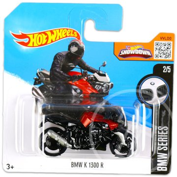 Hot Wheels BMW Series: BMW K 1300 R
