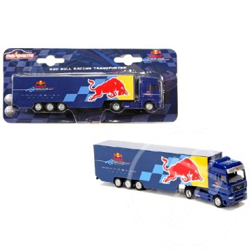 Red Bull Racing kamion - Majorette