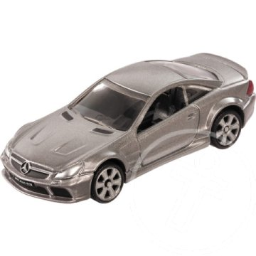 Mercedes-Benz SL 65 AMG Black Series kisautó 1/64 - Mondo Motors