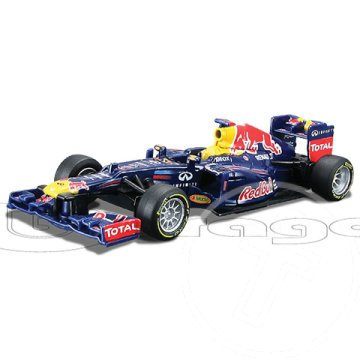 Bburago: Red Bull 2013 Forma 1-es 1/43-as versenyautó
