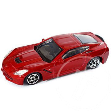 Bburago: Corvette Stingray 2014 kisautó 1/43
