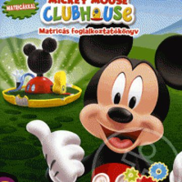 Mickey Mouse Clubhouse (Matricákkal)