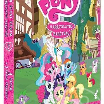 MY LITTLE PONY 7. - DVD -